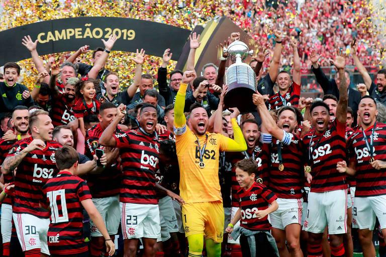 Será que teremos novamente um time brasileiro vencendo a competição neste ano