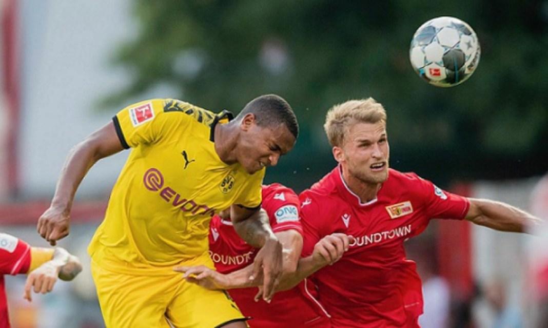 Borussia é derrotado pelo Union na 13ª rodada da Bundesliga