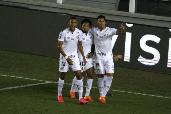 Gols Santos x Grêmio
