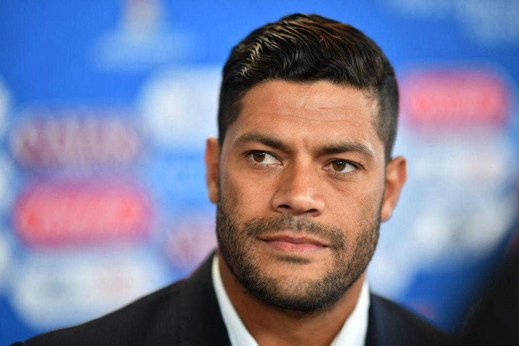 Atlético-MG fecha a contratação do atacante Hulk!