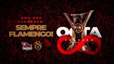 Após 38 Rodadas e Fortes Emoções o Flamengo é BICAMPEÃO Brasileiro em 2020!