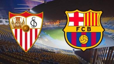 Barcelona x Sevilla. Messi é eleito o melhor em campo, com 1 gol e uma assistência