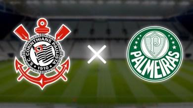 Corinthians e Palmeiras se enfrentam de baixo de Chuva em Clássico no Paulista!