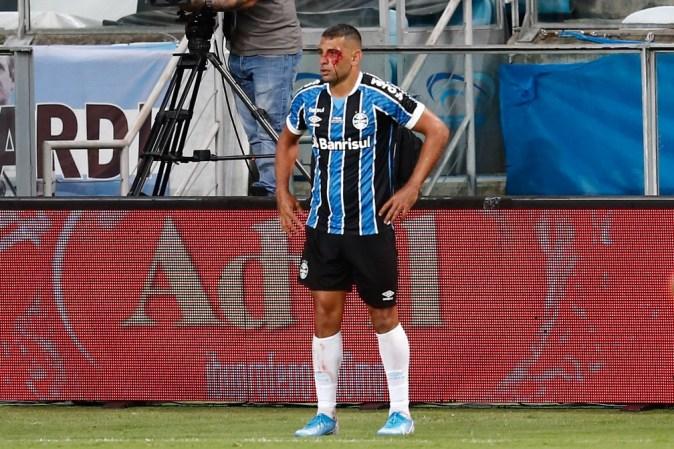 Luan do Palmeiras expulso