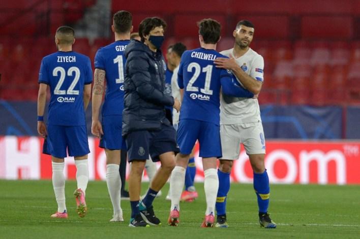 Chelsea, Quartas de Finais Champions League 2020 21