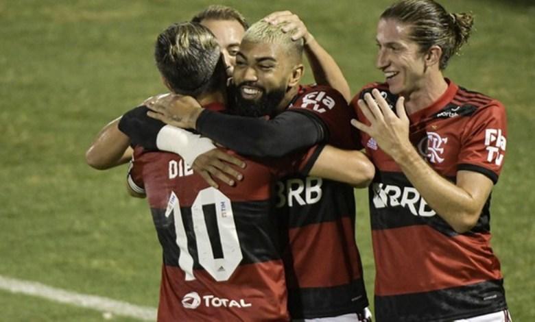 Flamengo 5 x 1 Madureira, o Jogo foi Válido Pela Rodada 8 do Campeonato Carioca 2021
