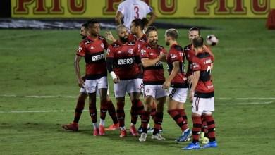 Flamengo Volta com Time Titular e Vence o Bangu por 3 x 0 Pelo Campeonato Carioca