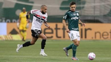 São Paulo quebra jejum de vitórias contra o Palmeiras no Campeonato Paulista.