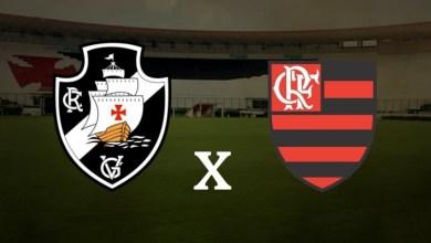 Vasco x Flamengo pela 9ª Rodada do Carioca