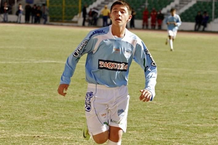 Recordes do futebol - Mais jovem jogador profissional