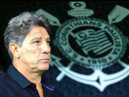 Renato Gaúcho no Corinthians, ex técnico do Grêmio será o Novo Treinador do Timão? Verdade ou Fake?