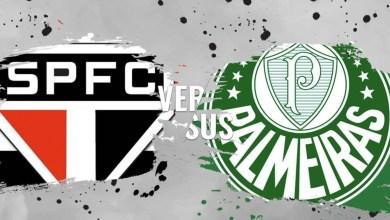 São Paulo x Palmeiras se Enfrentam na Final do Paulistão 2021