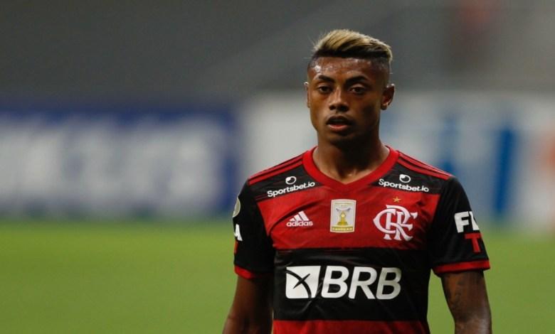 Foto/Reprodução - Bruno Henrique | Flamengo.