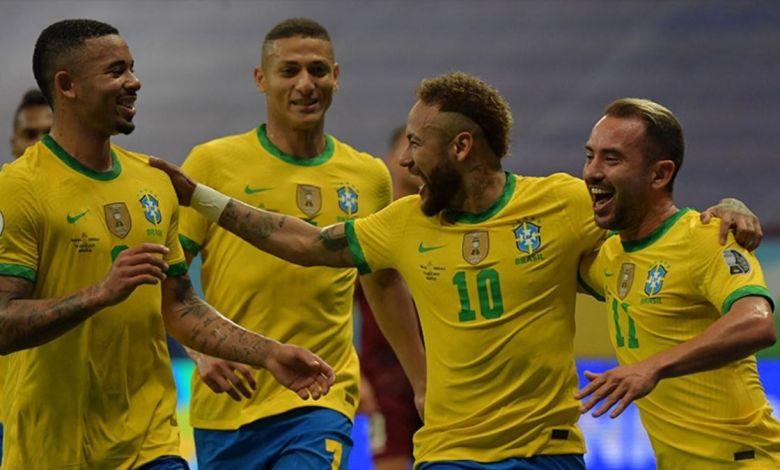 Brasil x Peru - Copa América