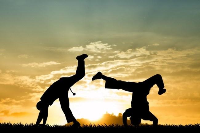Lutas de Origem Brasileira - Capoeira