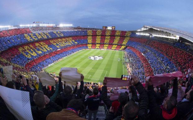 4. Camp Nou