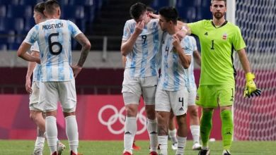 Argentina Eliminada dos jogos Olimpicos