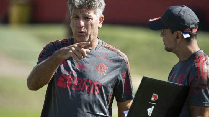 Novo Técnico do Flamengo, Renato Gaúcho.