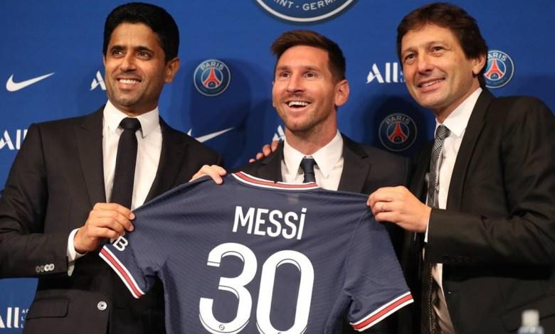 Messi é Oficialmente Apresentado como Novo Reforço do PSG!