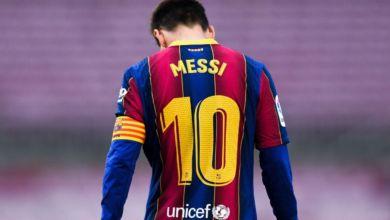 Messi está fora do Barcelona, o atacante não renovou com o clube