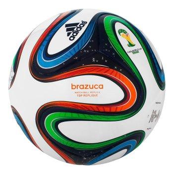 Adidas Brazuca - Copa do Brasil 2014