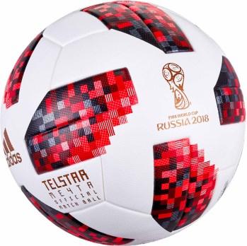 Adidas Telstar 18 - Bola da Copa da Rússia 2018