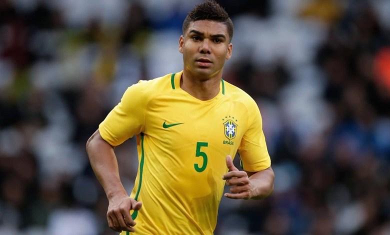Brasil x Chile Terá Casemiro Como Capitão da Seleção Brasileira!