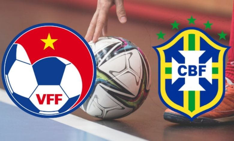 Brasil x Vietnã Copa do Mundo de Futsal