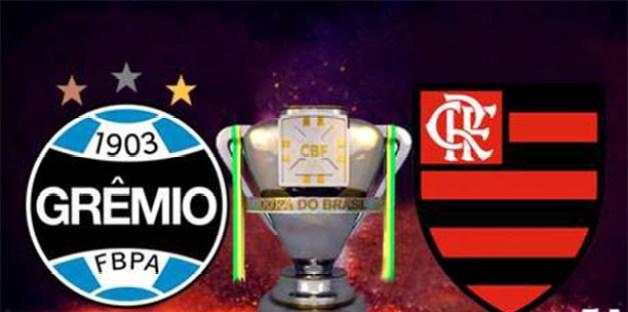 Grêmio e Flamengo