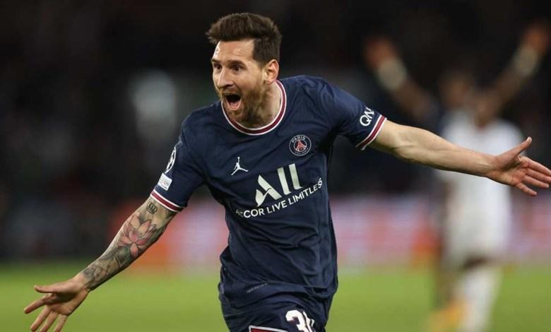Messi Marca e PSG Vence o Manchester City por 2x0 Na Champions League 2021/22