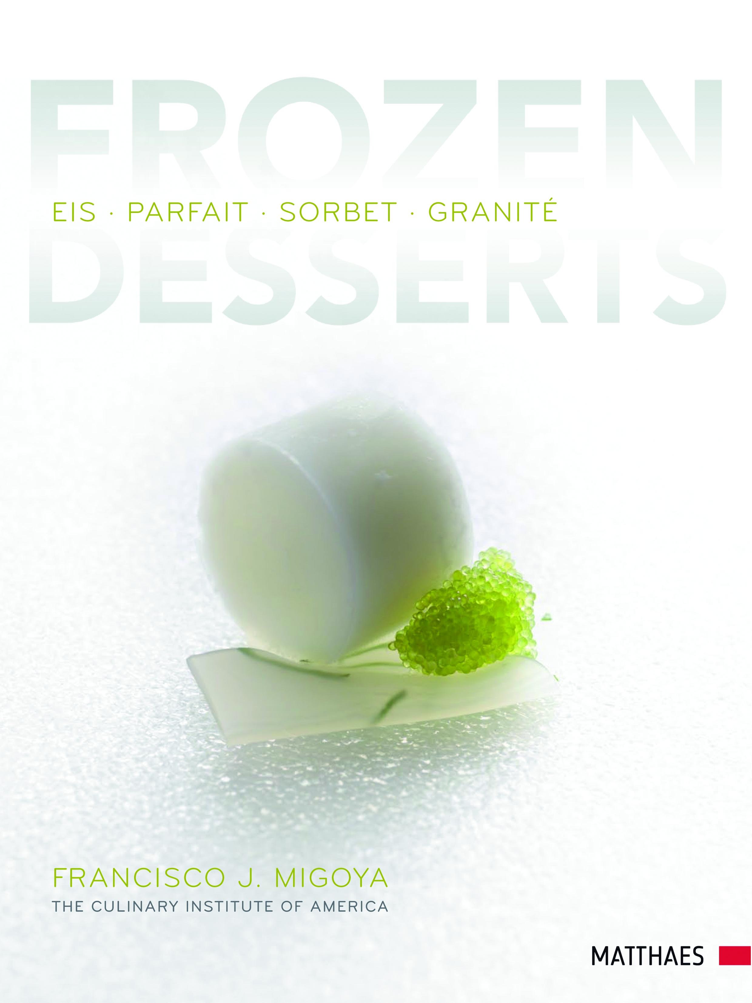 Frozen Desserts © Matthaes Verlag GmbH