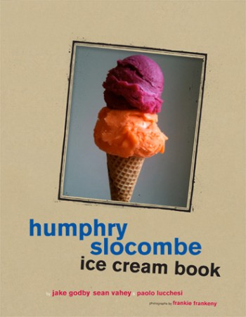 Humphry Slocombe © Chronicle Books