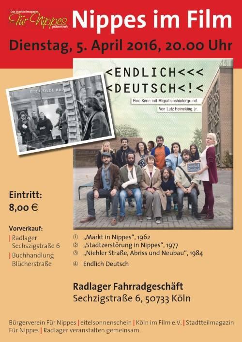 Radlager eitelsonnenschein endlich deutsch endlich kino