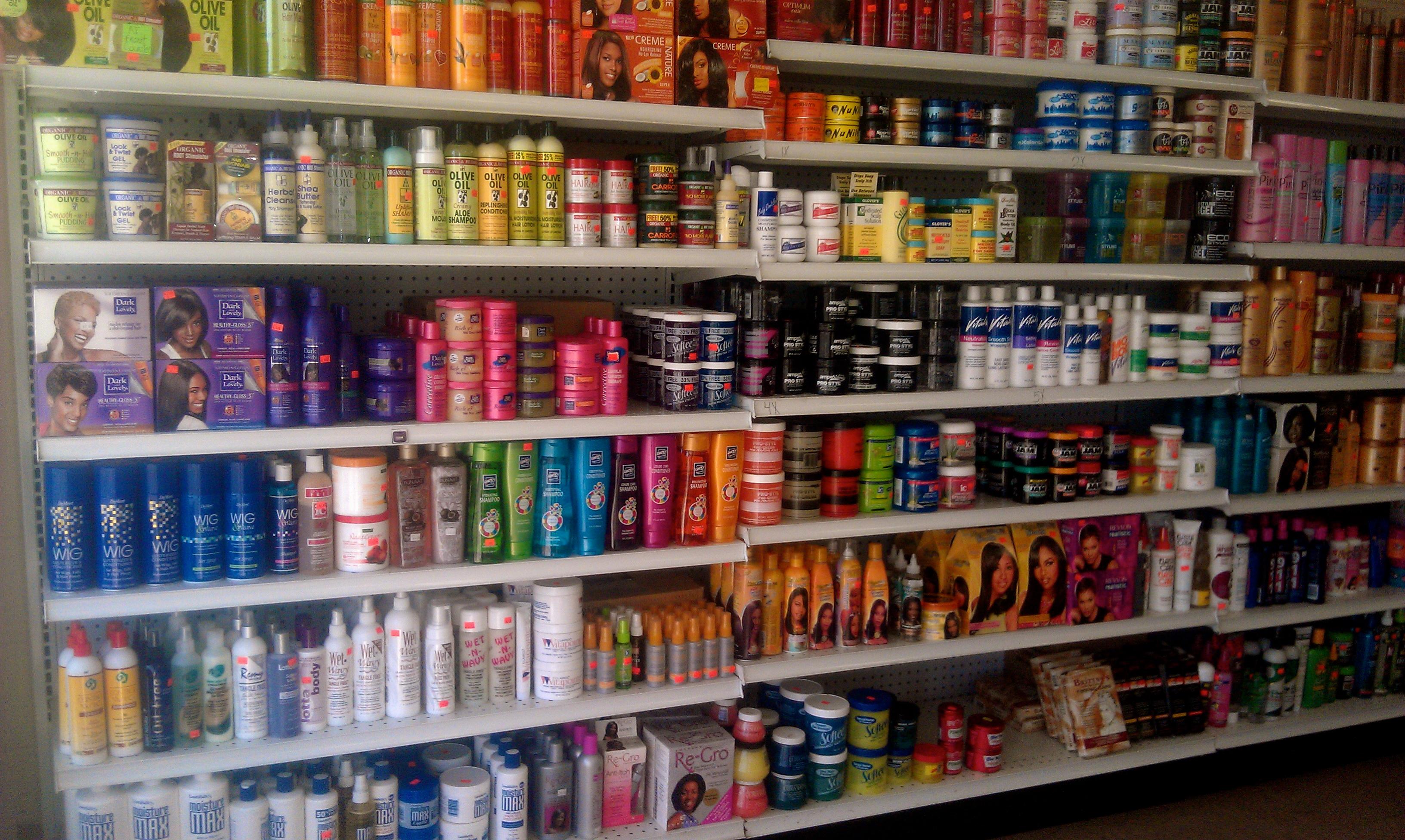 EampR Beauty Supply Store Eiufresh