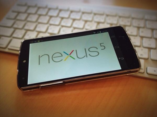 GooglePlay版NEXUS5でもイーモバプランが使えるようになります