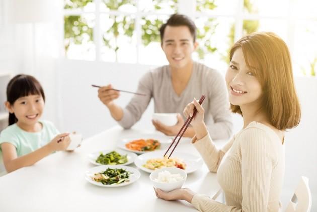 ごはんを食べて健康的に痩せる