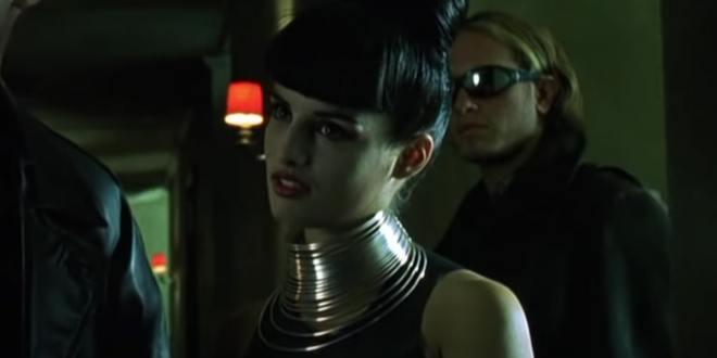 The White Rabbit in 'The Matrix' 'Memba Her?!