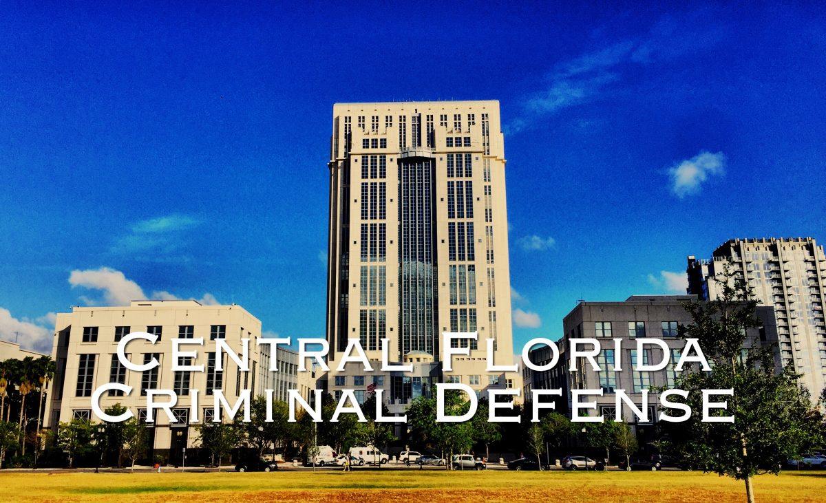 Central Florida Criminal Attorney