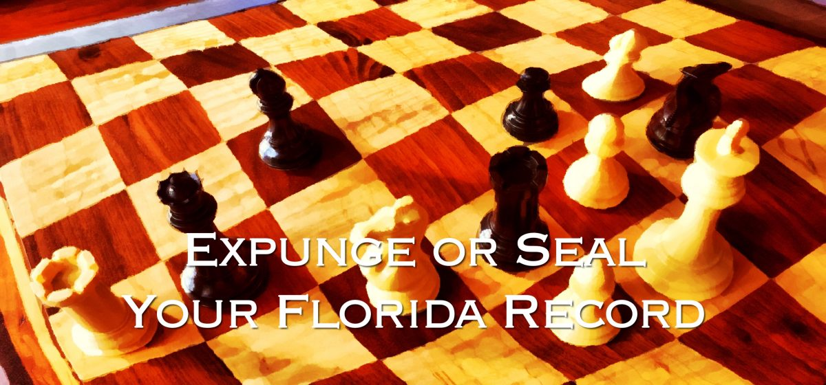 florida expungement packet