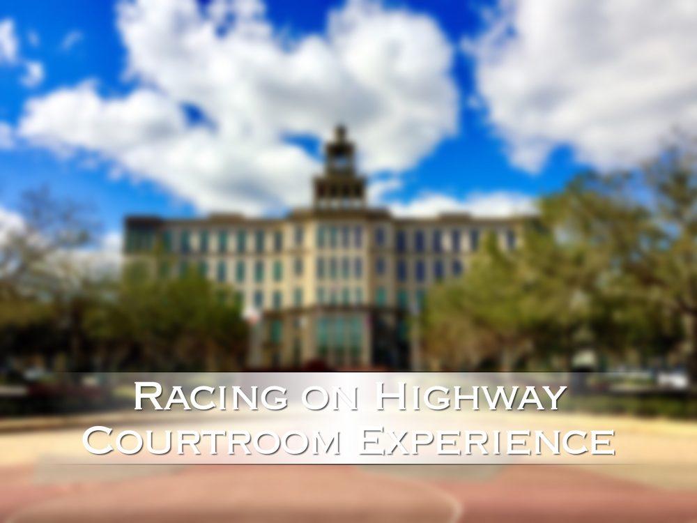 florida street racing defense