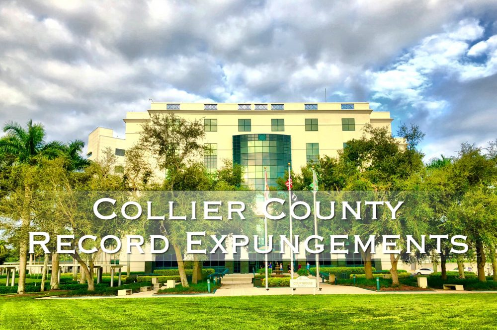 collier county record expungements
