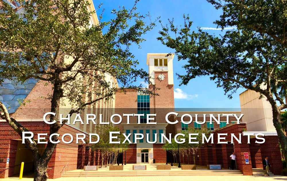 charlotte county record expungements