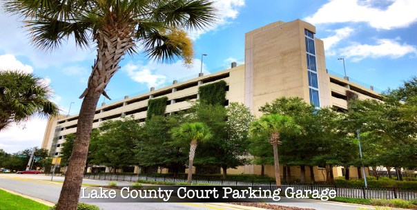 Lake County Court Parking Garage