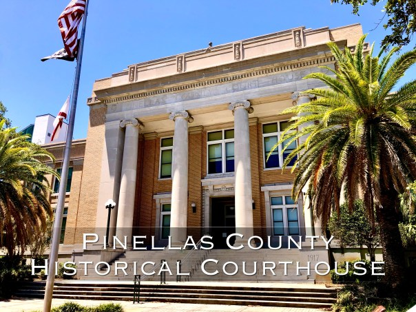 pinellas county historical courthouse