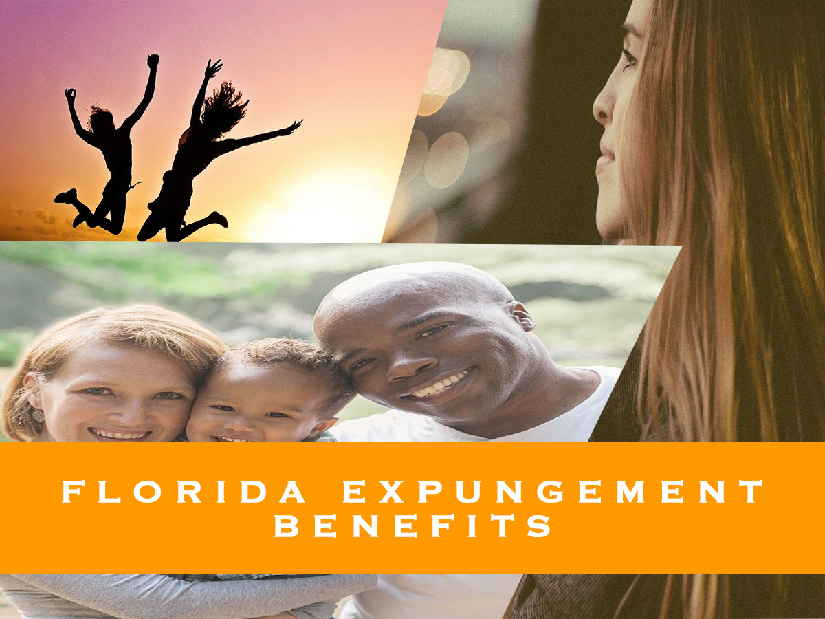 florida expungement benefits