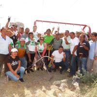 Partido Verde trabaja en Valle de Chalco con jornada de ejercicio y limpieza