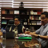Gobierno de Texcoco llama a la unidad y fortaleza para lograr localizar a  Benito Peralta