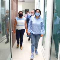La presidenta de Texcoco Sandra Luz Falcón dona su salario para apoyar ante crisis por COVID-19