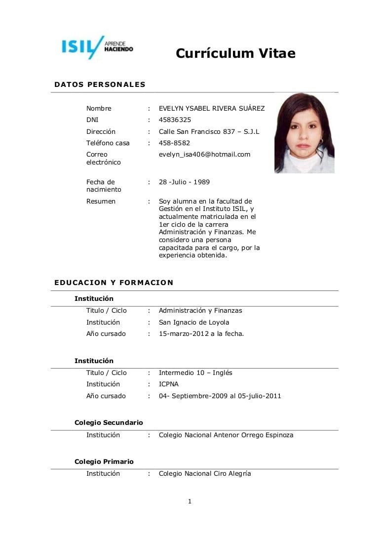 Curriculum Resumen. fuentes de información diseño gráfico resúmenes ...