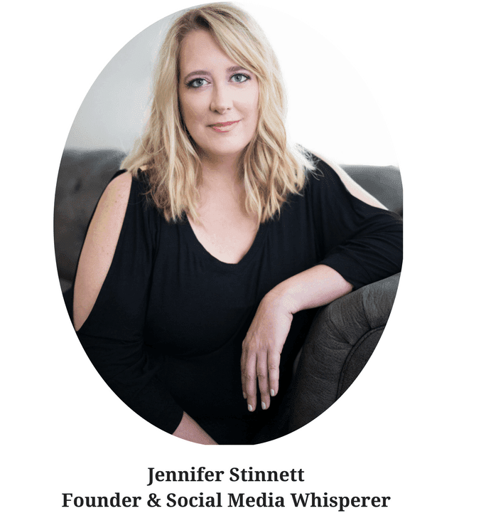 Jennifer Stinnett Social Media